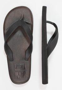 Blend - Sandály s odděleným palcem - shale brown - 1