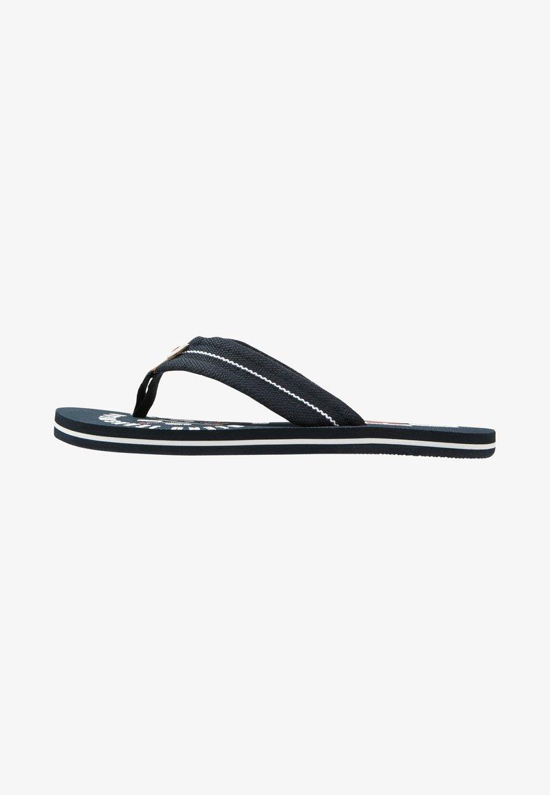 Blend - Pool shoes - dark navy blue