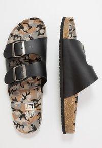 Blend - FOOTWEAR - Domácí obuv - black - 1