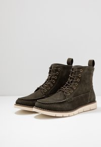Blend - BOOT - Lace-up ankle boots - forest night - 2