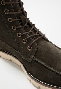 Blend - BOOT - Lace-up ankle boots - forest night - 5