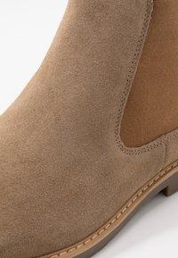Blend - FOOTWEAR - Bottines - sand brown - 5