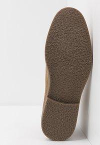 Blend - FOOTWEAR - Bottines - sand brown - 4