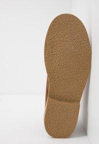 Blend - Zapatos con cordones - cognac - 4