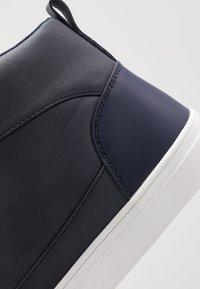 Blend - Sneakers hoog - dark navy - 5