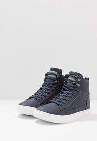 Blend - Sneakers hoog - dark navy - 2
