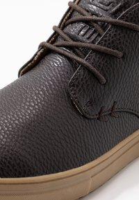 Blend - Sneaker high - coffee bean brown - 5