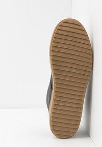 Blend - Sneaker high - coffee bean brown - 4