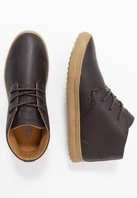 Blend - Sneaker high - coffee bean brown - 1