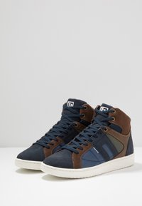 Blend - Baskets montantes - dark navy - 2