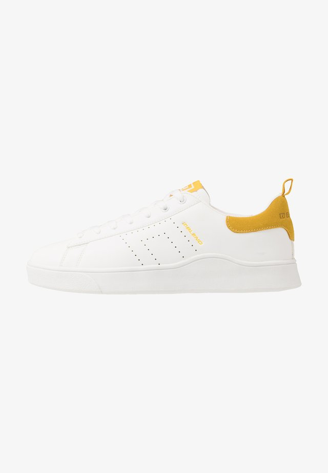 FOOTWEAR - Sneakers basse - lemon yellow
