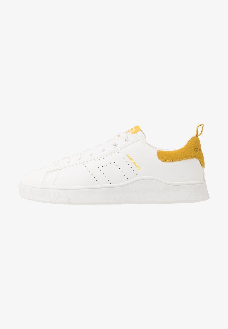Blend - FOOTWEAR - Tenisky - lemon yellow