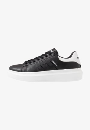 FOOTWEAR - Trainers - black/white