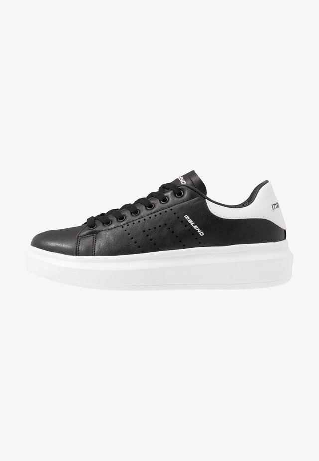 FOOTWEAR - Sneakers basse - black/white