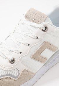 Blend - FOOTWEAR - Tenisky - offwhite - 5