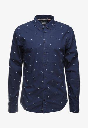 Overhemd - peacoat blue