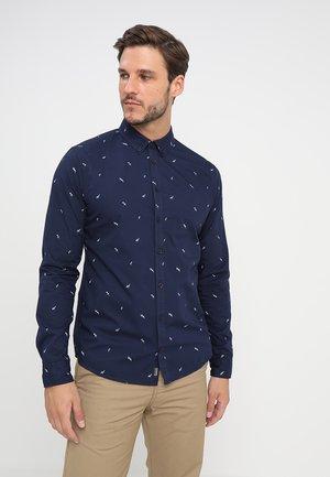 Shirt - peacoat blue