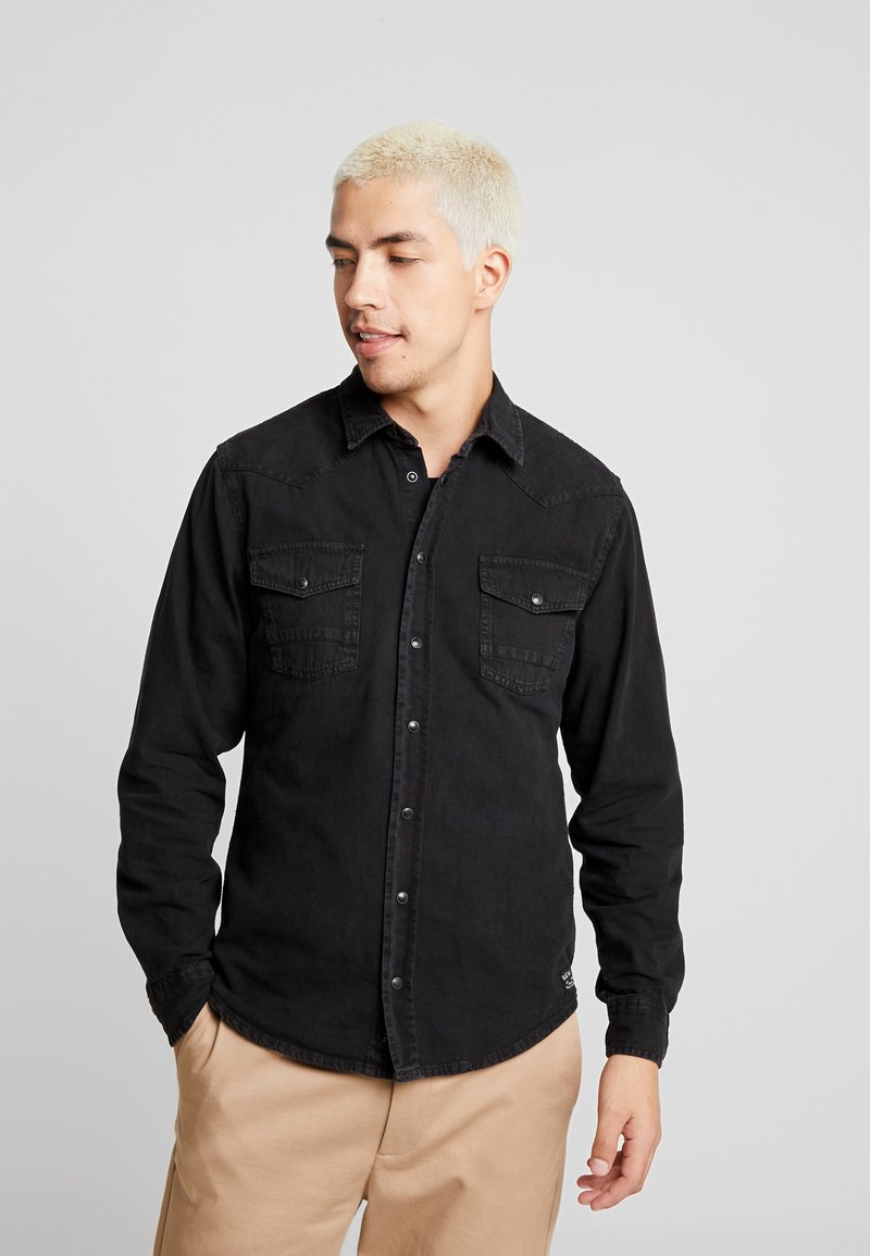 Blend - Shirt - black