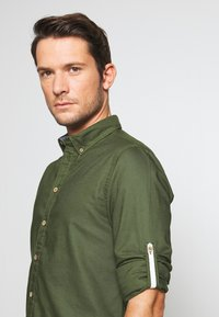 Blend - Camicia - forest green - 4