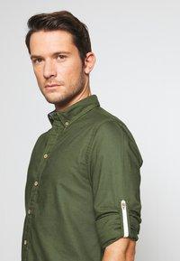 Blend - Shirt - forest green - 4
