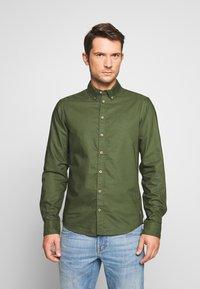 Blend - Shirt - forest green - 0