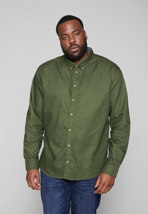 Chemise - forest green