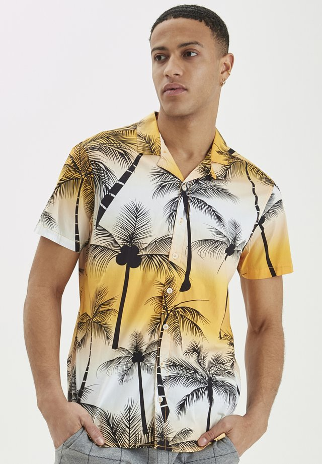 SHIRT REGULAR FIT - Camicia - apricot