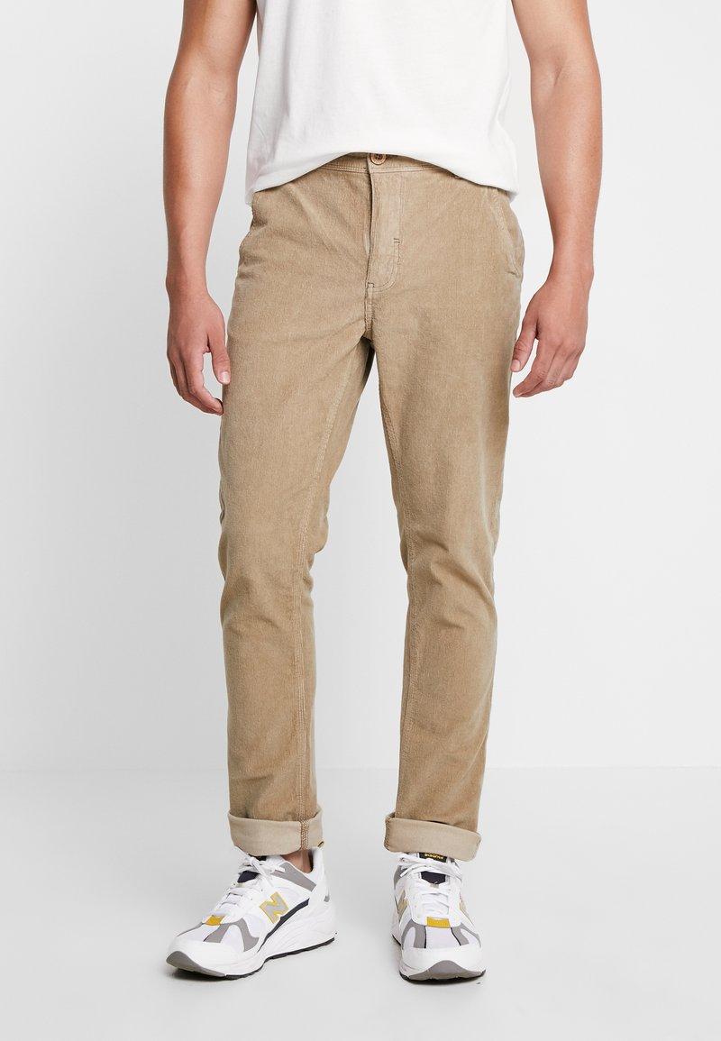 Blend - PANTS - Pantalon classique - safari brown