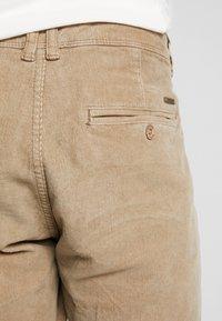 Blend - PANTS - Pantalon classique - safari brown - 5