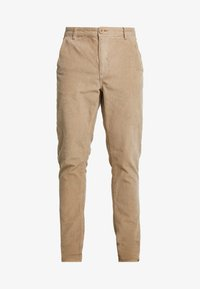 Blend - PANTS - Pantalon classique - safari brown - 4