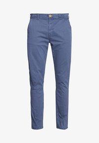 Blend - PANTS - Chinot - denim blue - 4