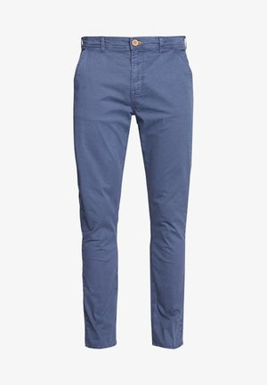 PANTS - Pantalones chinos - denim blue
