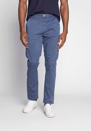 PANTS - Chino - denim blue