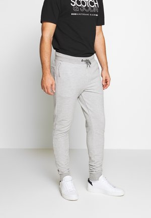 Tracksuit bottoms - stone mix