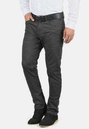SATURN - Trousers - ebony grey