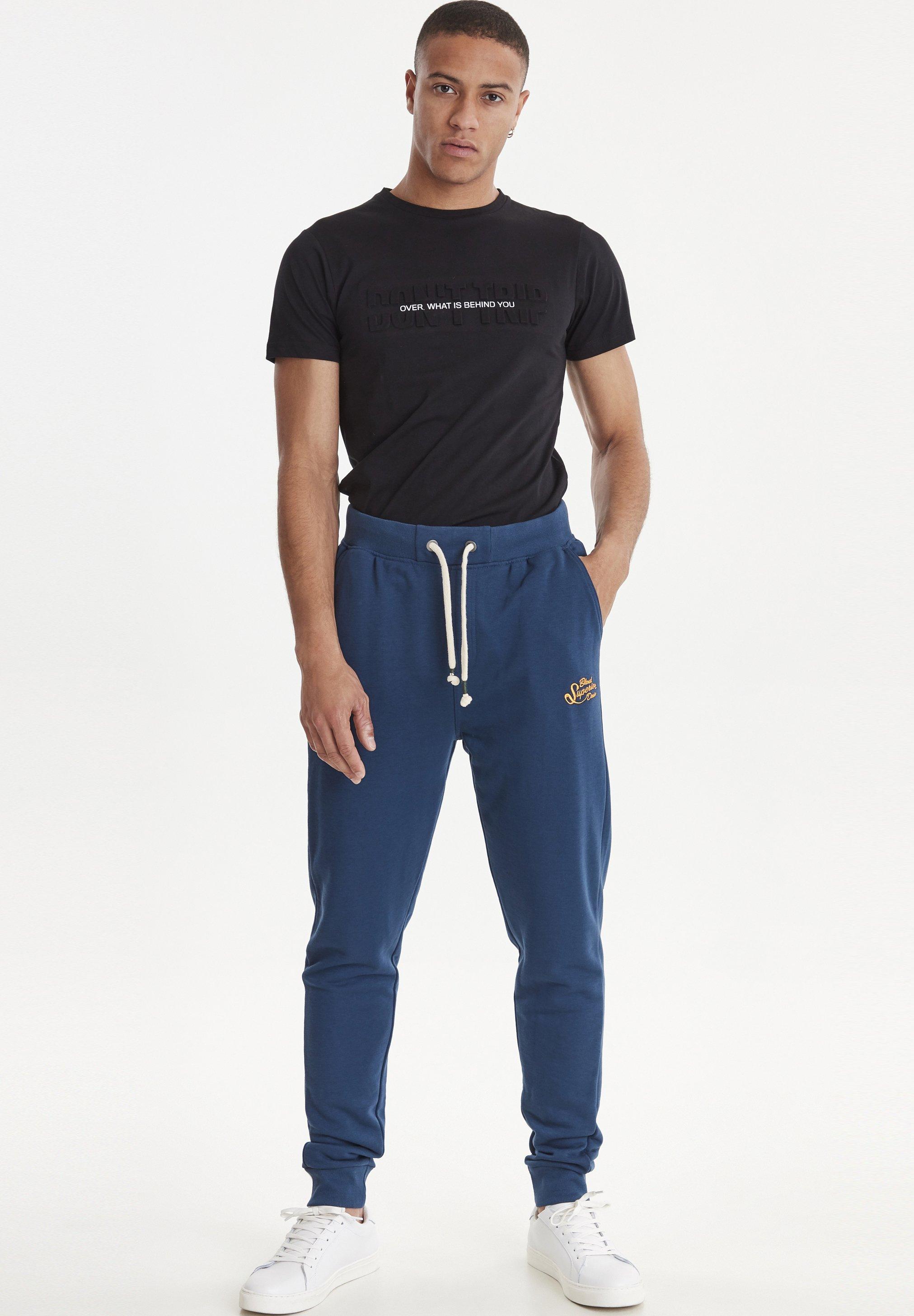Blend Pantalon De Survêtement - Denim Blue