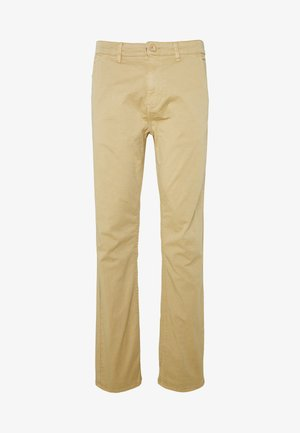 Chinos - sand brown