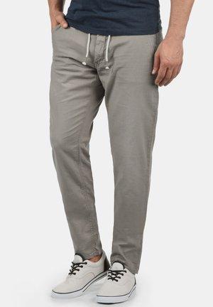 LANIAS - Trousers - granite