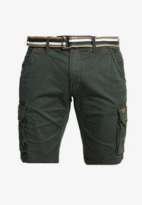 Blend - Shorts - rosin green - 4