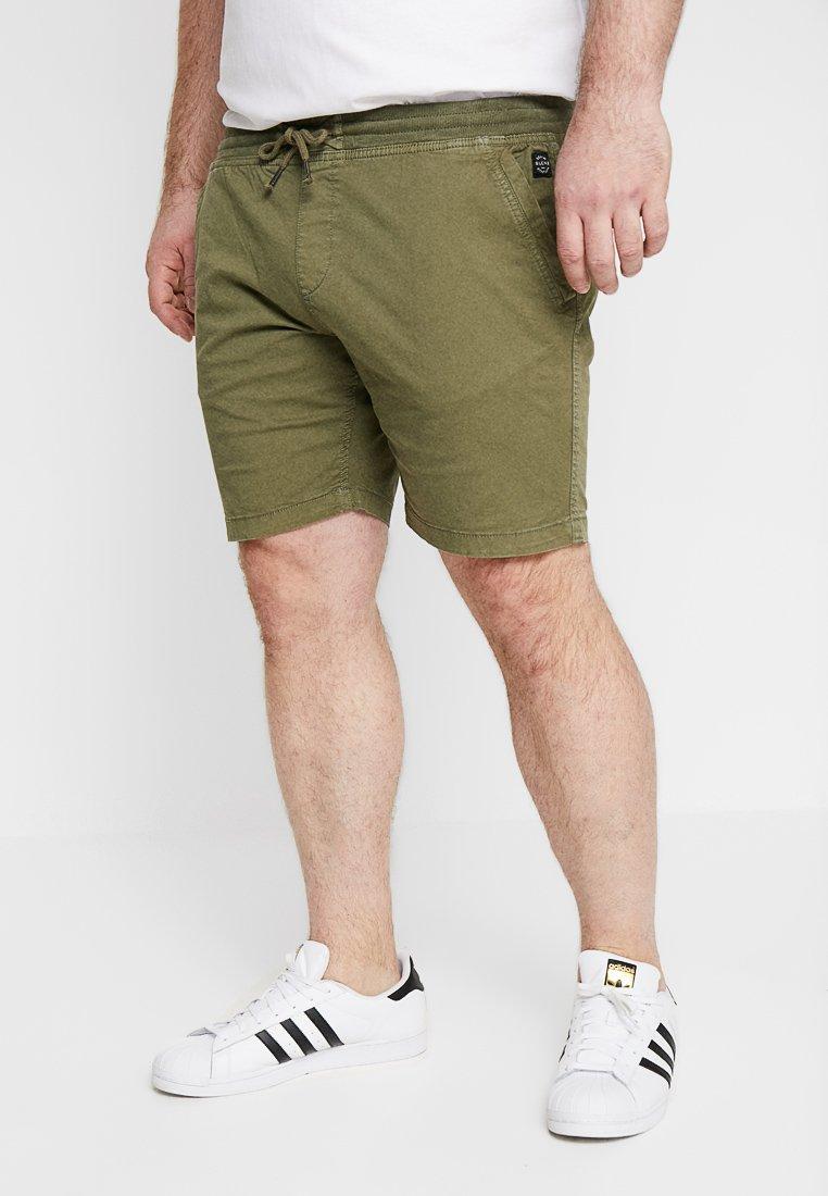 Blend - Shorts - beetle green