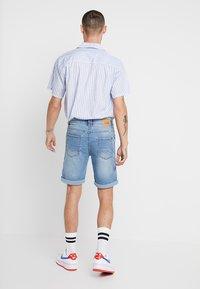 Blend - Szorty jeansowe - denim light blue - 2