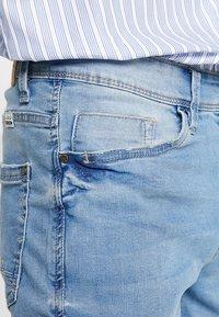 Blend - Szorty jeansowe - denim light blue - 3