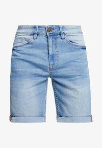 Blend - Szorty jeansowe - denim light blue - 5