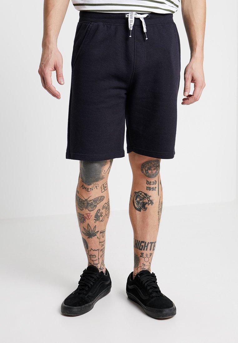 Blend - Träningsbyxor - dark navy blue