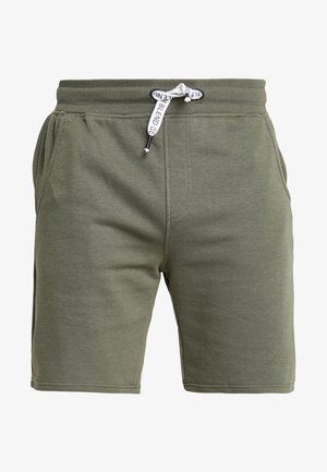 Tracksuit bottoms - dusty olive green
