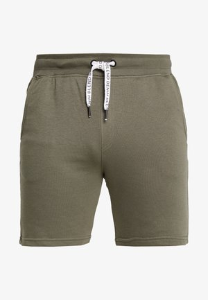 Shorts - dusty olive green