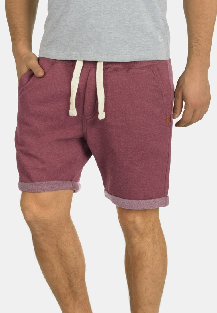Blend - TIMO - Shorts - bordeaux