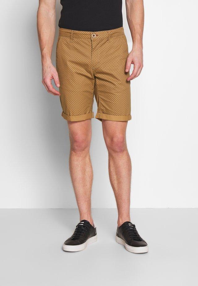 Shortsit - tiger brown