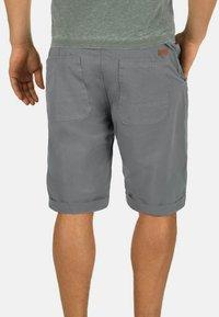 Blend - CLAUDE - Shorts - granite - 1