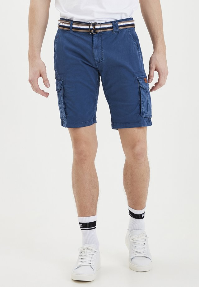Shorts - denim blue